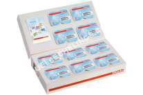 Sèche linge<br/> ouverture frontale  10 CAPSULES AQUA Accessoire pour appareil de lavage 10 CAPSULES AQUA